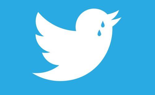 Twitter   317 millions d'utilisateurs  103 millions pertes suppression 9% effectifs