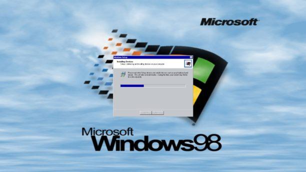 windows-98-installation