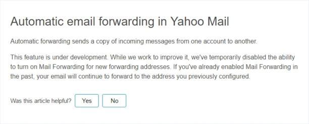 yahoo-transfert-mail