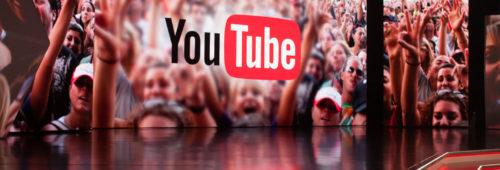 Chiffres YouTube – 2016
