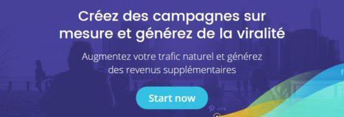 Adpow   outil créer jeu concours viral réseaux sociaux