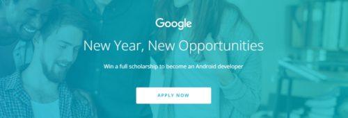 Devenez développeur d'applications Android Google  Udacity Bertelsmann