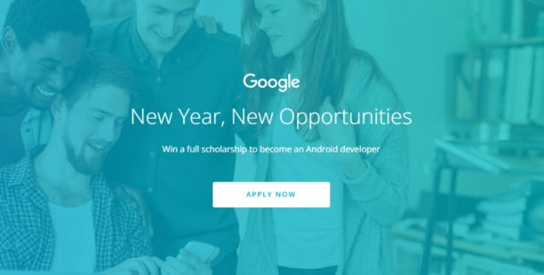 google-scholarships-android