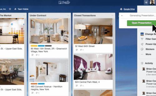 Google Slides   intégrez données dynamiques issues Trello  Zapier  Lucidchart  Conga…