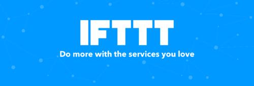 IFTTT s'améliore   déclencheur peut désormais lancer plusieurs actions
