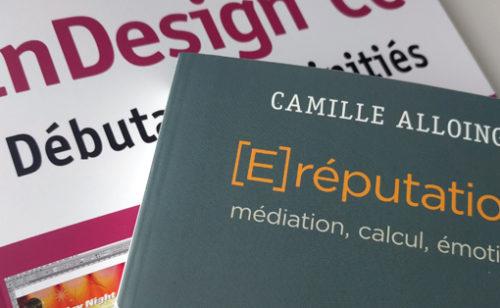 3 livres découvrir (et gagner) community management  l'e-réputation design