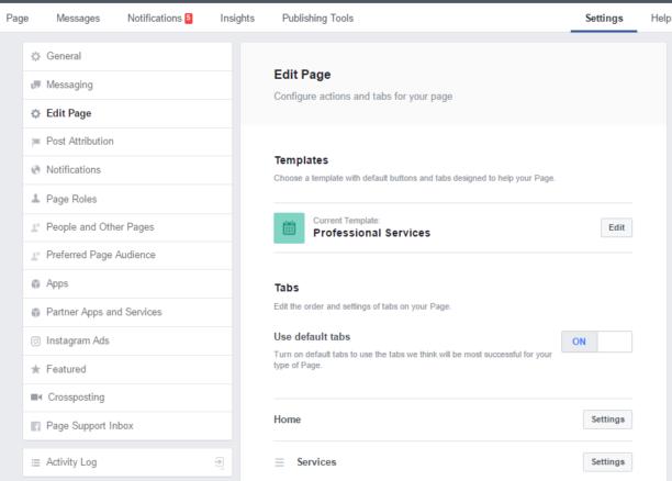 modele-page-facebook-admin