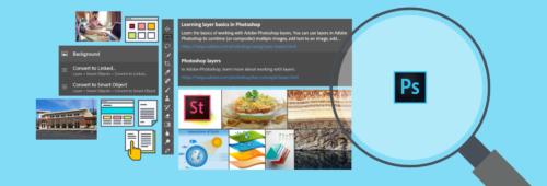 Photoshop   nouveautés Creative Cloud 2017