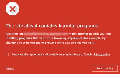 Google va enfin pénaliser sites diffusent virus malwares