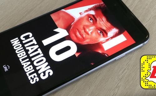 Interview   pourquoi L'Équipe s'est lancé Snapchat Discover