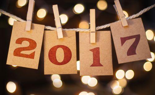 10 fonds d'écran souhaiter bonne année 2017