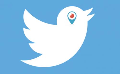 Periscope encore mieux intégré l'app Twitter