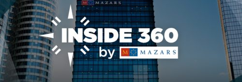 Inside 360   Mazars utilise réalité virtuelle promouvoir marque employeur