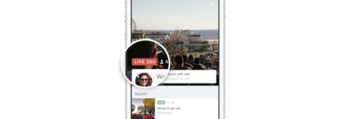 Twitter Periscope lancent vidéo Live 360