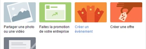 De nouvelles options publication pages Facebook
