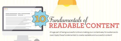 10 règles rédaction web
