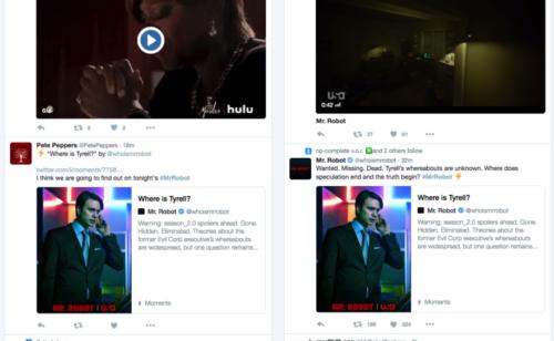 Twitter   résultats recherche pertinence plutôt ordre chronologique