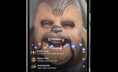 Facebook   rétrospective l'année 2016