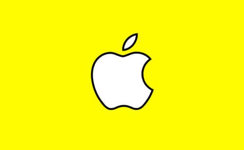 Snapchat  application plus téléchargée l'année 2016 l'App Store