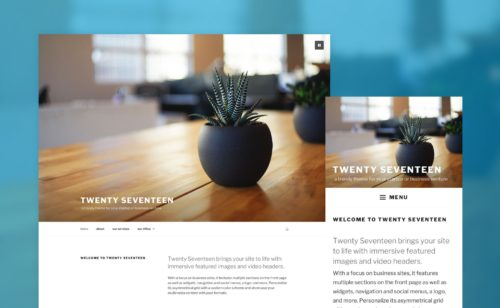 WordPress 4.7 est disponible