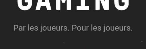 YouTube Gaming est disponible France
