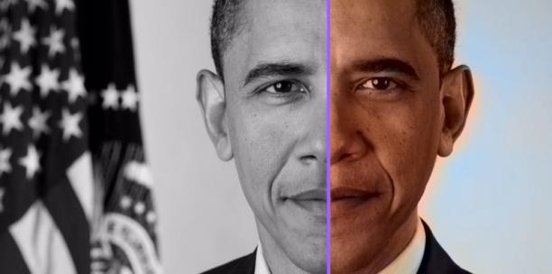 Comment Coloriser Une Photo En Noir Et Blanc Bdm