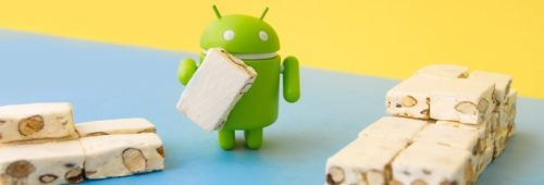 Android   versions plus populaires janvier 2017