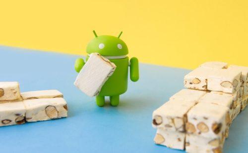 Android   versions plus populaires janvier 2017