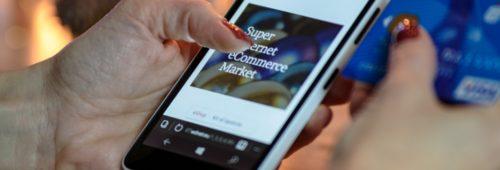 M-commerce   51% Américains ont déjà effectué achat smartphone