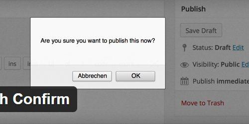 WordPress   comment éviter publier article erreur