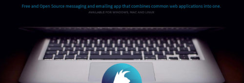 Rambox   application rassemble Messenger  WhatsApp  Slack autres