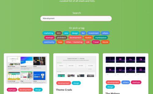 liste ultime outils webmarketing   Stash of List