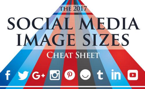 Guide 2017 taille images réseaux sociaux