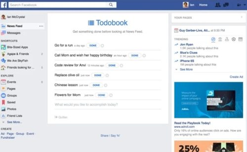 Quand l'addiction Facebook permet d'améliorer productivité