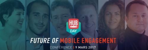 HUBDAY   journée décrypter tendances mobile  9 mars Paris