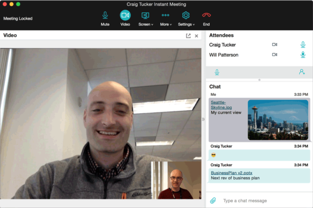 Amazon Web Services lance Amazon Chime : un concurrent de Skype
