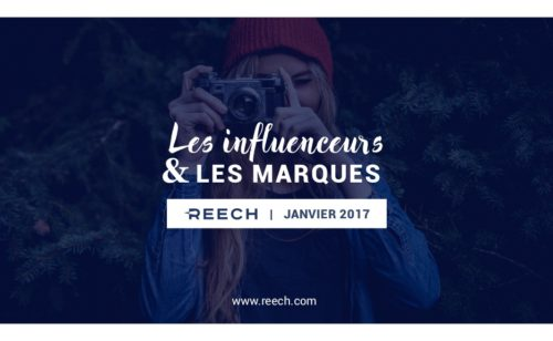 Étude   relations entre influenceurs marques France