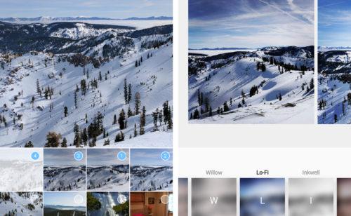 Album photo Instagram   publier plusieurs photos simultanément  c'est bientôt