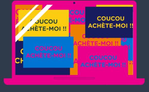 34 % Français utilisent adblocker  contre 18 % internautes monde