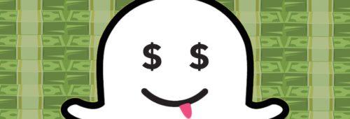 Snapchat   tout savoir l'entrée bourse Snap Inc. (chiffres  évolution  usage)