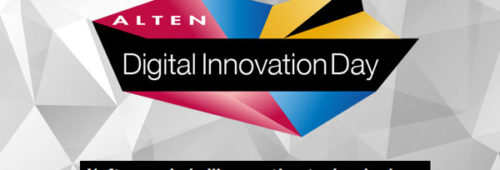 Digital Innovation Day ALTEN  l'afterwork l'innovation technologique – 23 mars 2017