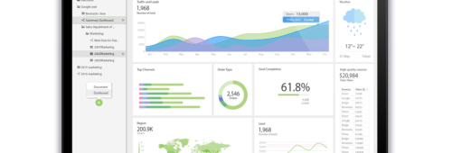 DataDeck   créer data viz temps réel toutes données webmarketing