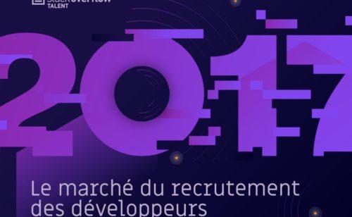 Les développeurs en France en 2017 : profil, salaire, technologies, langages, emploi…