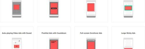 formats publicitaires plus détestés plus acceptés mobile PC