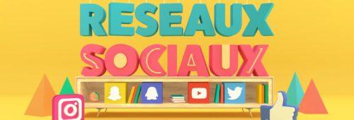 Réseaux sociaux   statistiques 2017 vidéo