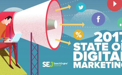 Enquête pratiques SEO  SEA  contenu Social Media