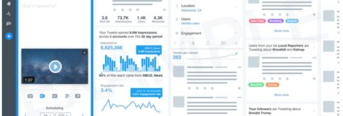 Twitter pourrait lancer version payante TweetDeck