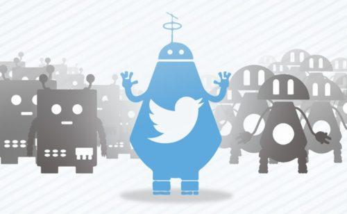 Twitter   48 millions comptes sont bots