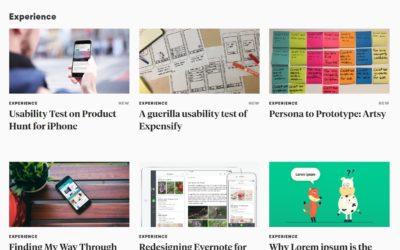 Design : les meilleurs case studies regroupés sur un seul site
