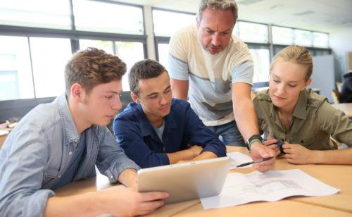 L'apprentissage actif  symbole transformation digitale formation